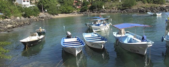 bateau mexique