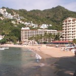 plage au sud de puerto vallarta