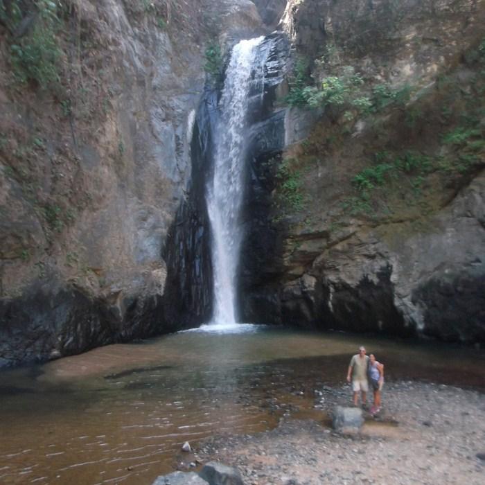 cascade au mexique