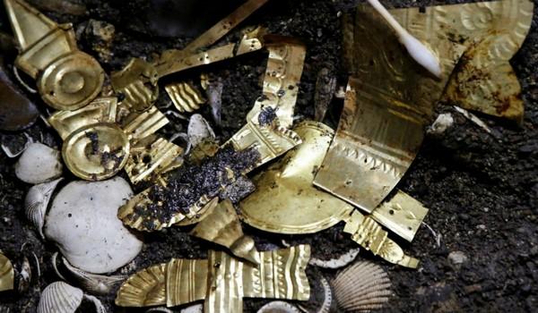 bijoux mexicains en or