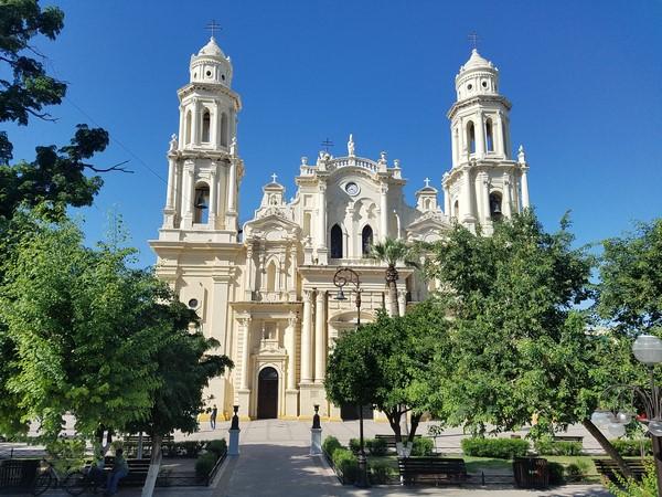 cathédrale de la ville d'Hermosillo